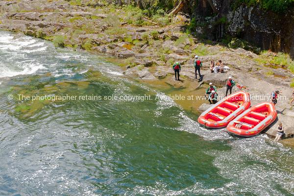 Wairoa River Rafting Tauranga