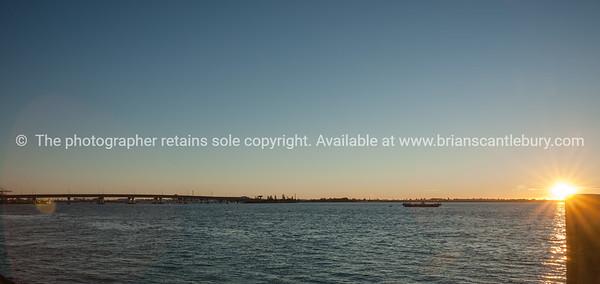 Tauranga Harbour, Fishermans Wharf, at sunrise. See; www.blurb.com/b/3811392-tauranga mount maunganui landscape photography, Tauranga Photos; Tauranga photos, Photos of Tauranga Also see; http://www.brianscantlebury.com/Events