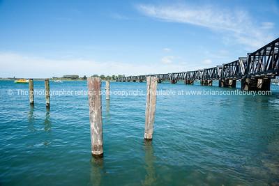 Rail Harbour Crossing, Tauranga.