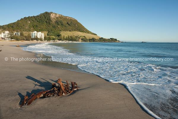Mount Maunganui Ocean Beach