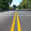 Devonport Road, Tauranga empty in time of covid-19 lockdown