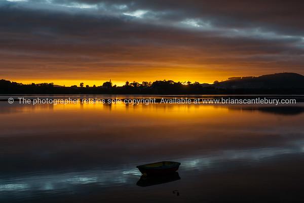 Tauranga sunrise. (2 of 4)
