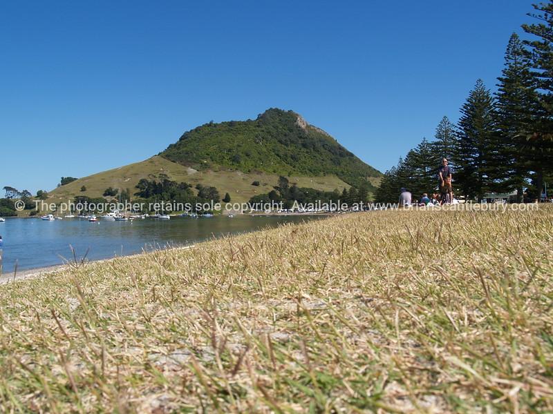 Mount Maunganui.