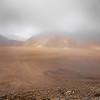 Through the mist, Tongariro Alpine Walk