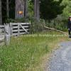 Start of Tora walk. New Zealand Image.