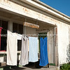 Washing drying. New Zealand images.