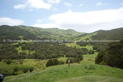 Scenic Tora in NZ's Wairarapa. New Zealand Image.