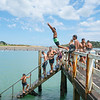 Summer fun in Raglan