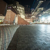 Civic Square and city lights and scenes Wellington New Zealand