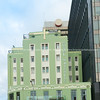 Art deco Waterloo Hotel Building Wellington
