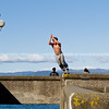 Parkour in Wellington
