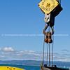 80 tons hoist