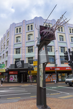 James Smith Building Cuba Street Wellington