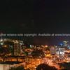 Night scene Wellington CBD