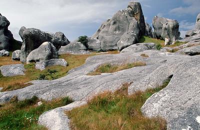 Castle Hill Reserve, Arthur's Pass, South Island