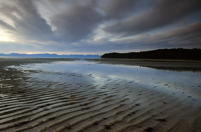 Sunrise, Sandy Bay, Abel Tasman Coastal Walk, South Island