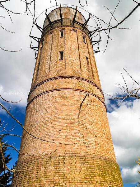 Cambridge water tower, New Zealand