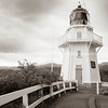 Lighthouse at Akaroa Head