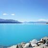 Lake Tekapo, Canterbury, New Zealand.