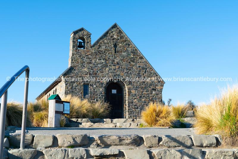 iconic  Church of Good Shepherd