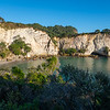 View over Stingray Bay on Coromandel Peninsula.