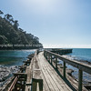 Hicks Bay Wharf. New Zealand images.