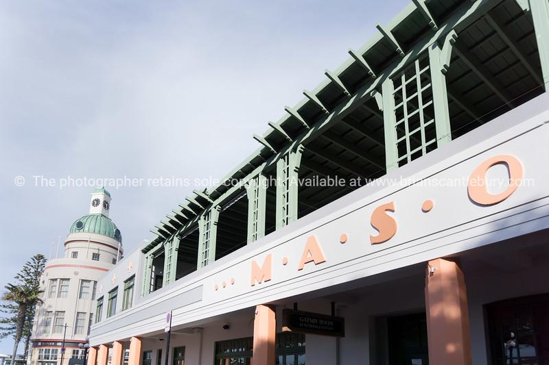 Masonic Hotel, Napier, NZ