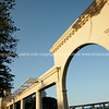 Arch on Napier Marine Parade. New Zealand image.