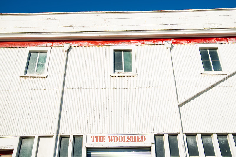 The Woolshed, Napier.