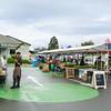 Small town local Saturday Market.