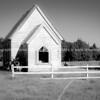 Far North. Matatoke Church.