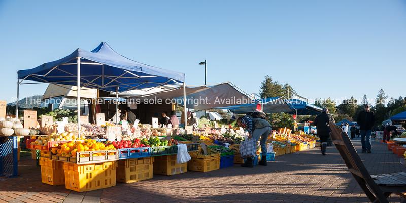 Fruit and vege, Kuirau Park Saturday Rotary Markets.
