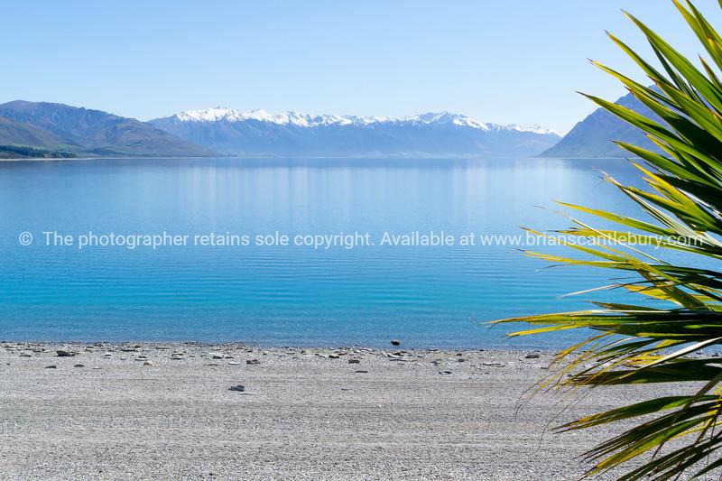 Lake Hawea view