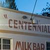 Heritage art deco style Centennial Milk Bar