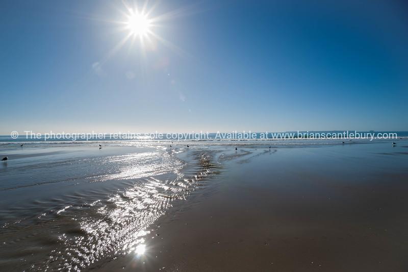 Papamoa Beach.