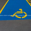 Disabilityle car park