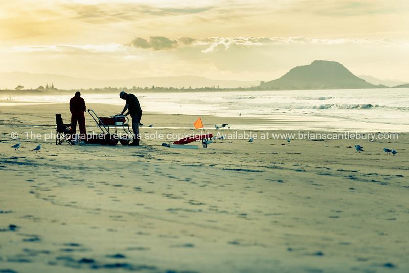 Long line fishermen