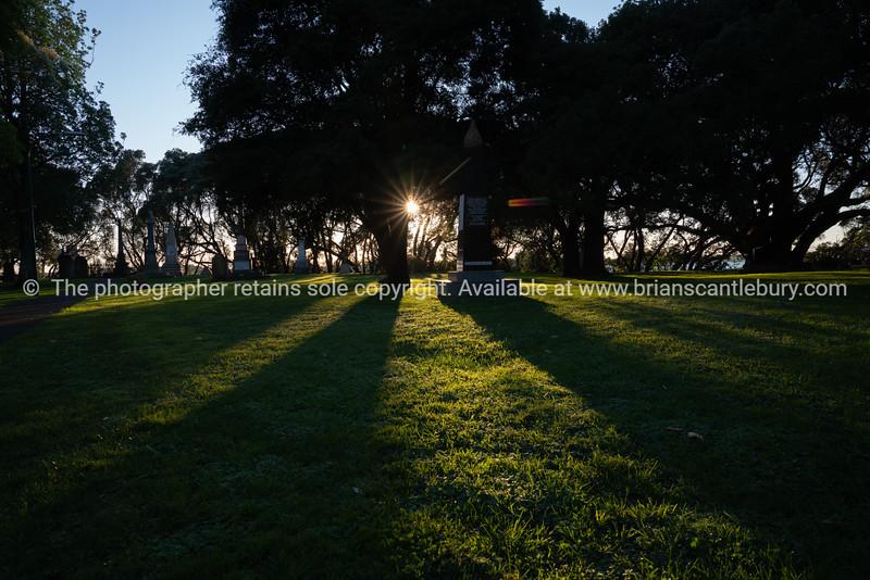 Durham Redoubt Tauranga