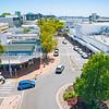 Tauranga city Grey Street