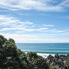 Ocean view from Mount Maunganui.