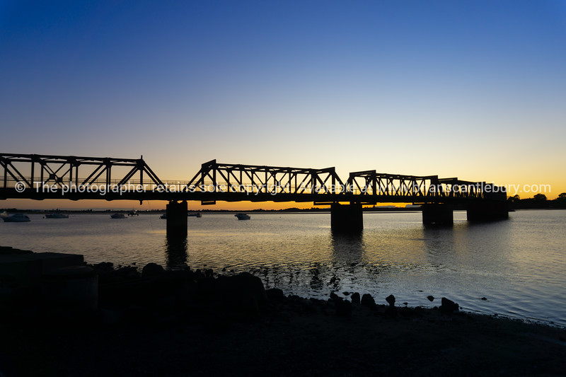 Tauranga's Historic Railway Bridge