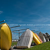 "Dinghy rack at Tauranga's Bridge Marina. New Zealand. See;  <a href=""http://www.blurb.com/b/3811392-tauranga"">http://www.blurb.com/b/3811392-tauranga</a> mount maunganui landscape photography, Tauranga Photos; Tauranga photos, Photos of Tauranga Also see; <a href=""http://www.brianscantlebury.com/Events"">http://www.brianscantlebury.com/Events</a>"