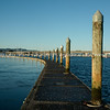 "Tauranga's Bridge marina floating pier curves to left with bridge in background. Tauranga is New Zealands 5th largest city and offers a wonderfull variety of scenic and cultural experiences. Tauranga stock images Tauranga scenics. See;  <a href=""http://www.blurb.com/b/3811392-tauranga"">http://www.blurb.com/b/3811392-tauranga</a> mount maunganui landscape photography, Tauranga Photos; Tauranga photos, Photos of Tauranga Also see; <a href=""http://www.brianscantlebury.com/Events"">http://www.brianscantlebury.com/Events</a>"