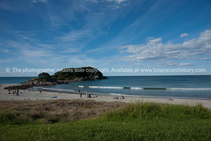 "Rabbit Island, Mount Maunganui, Bay of Plenty, New Zealand. See;  <a href=""http://www.blurb.com/b/3811392-tauranga"">http://www.blurb.com/b/3811392-tauranga</a> mount maunganui landscape photography, Tauranga Photos; Tauranga photos, Photos of Tauranga Also see; <a href=""http://www.brianscantlebury.com/Events"">http://www.brianscantlebury.com/Events</a>"