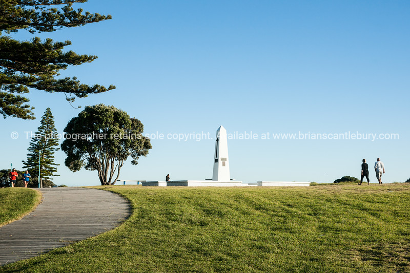 "Walkway at the Mount, Anzac Memorial.<br /> Model Release; no. See;  <a href=""http://www.blurb.com/b/3811392-tauranga"">http://www.blurb.com/b/3811392-tauranga</a> mount maunganui landscape photography, Tauranga Photos; Tauranga photos, Photos of Tauranga Also see; <a href=""http://www.brianscantlebury.com/Events"">http://www.brianscantlebury.com/Events</a>"