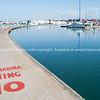 "No casting into marina sign paintedon pier of Tauranga Bridge marina. See;  <a href=""http://www.blurb.com/b/3811392-tauranga"">http://www.blurb.com/b/3811392-tauranga</a> mount maunganui landscape photography, Tauranga Photos; Tauranga photos, Photos of Tauranga Also see; <a href=""http://www.brianscantlebury.com/Events"">http://www.brianscantlebury.com/Events</a>"