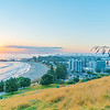 Views from slopes of Mount MAunganui