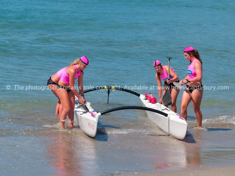 Surf Lifesaving comps, 2012.
