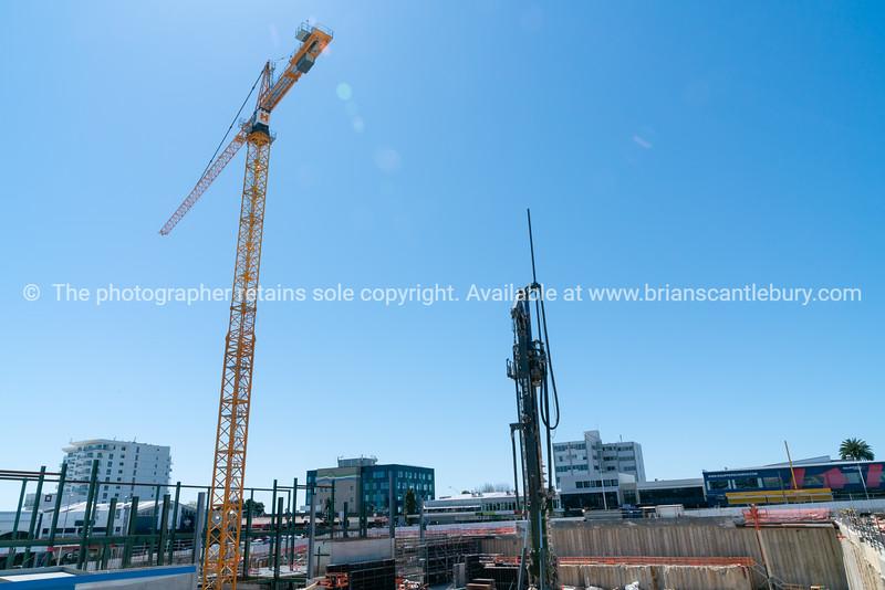 Redevelopment of Farmer's building site
