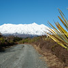 Mount Ruapehu, Tongariro National Park, World Heritage Site.
